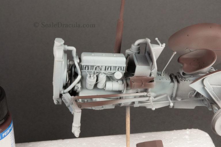 Basic rust layer, Ferguson by Heller