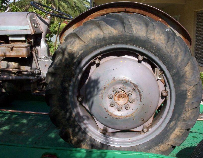 Ferguson wheel reference, Ferguson by Heller