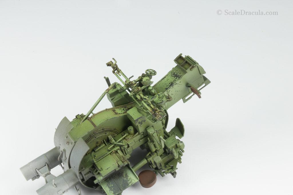 Ammo enamel washes, ZSU-57 by TAKOM