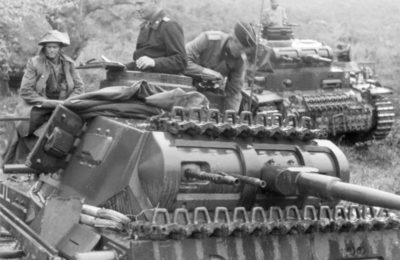 Historical photo of the day #2: Panzerbefehlswagen III