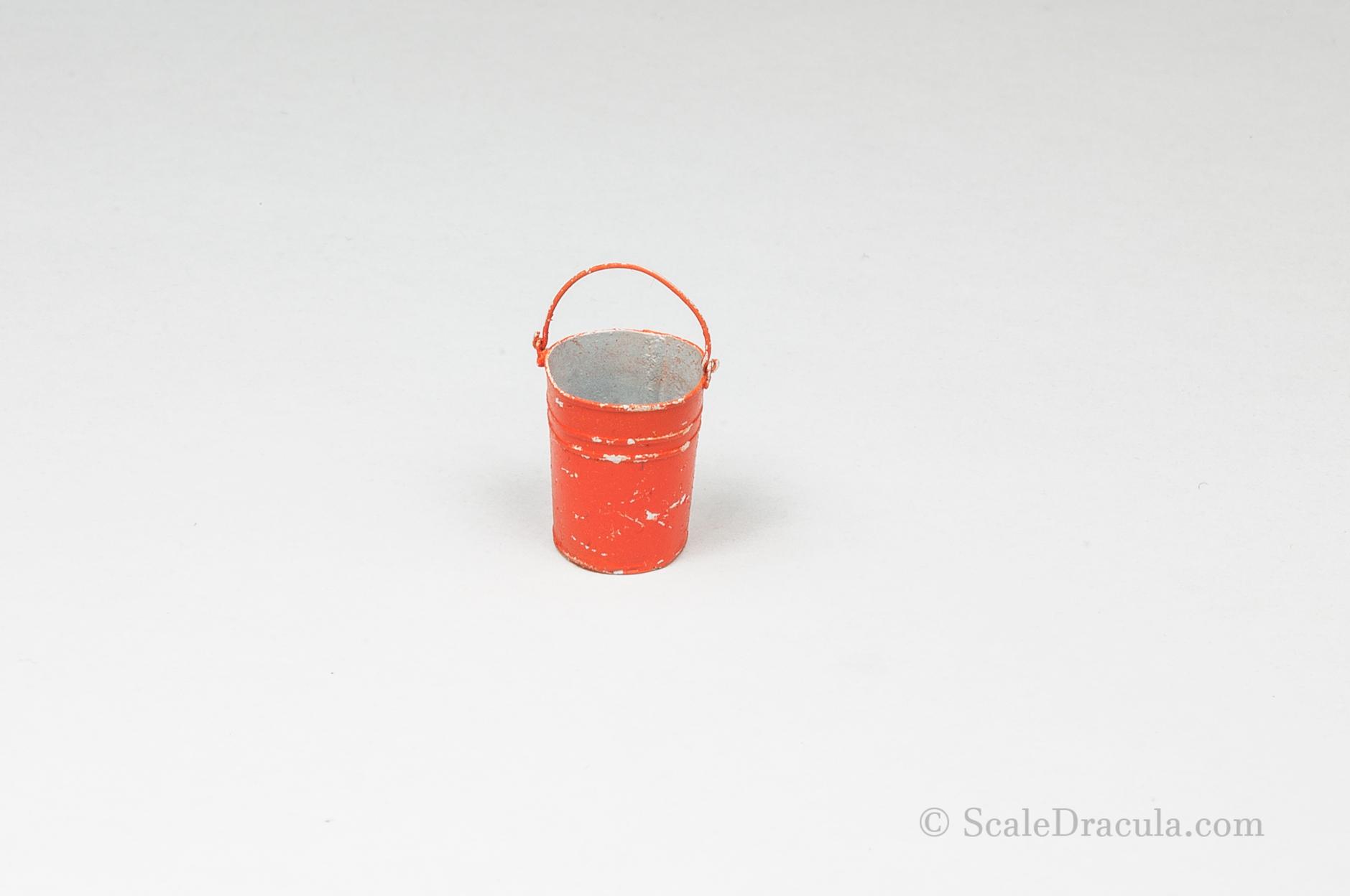 Chipped bucket, ZSU-57 by TAKOM