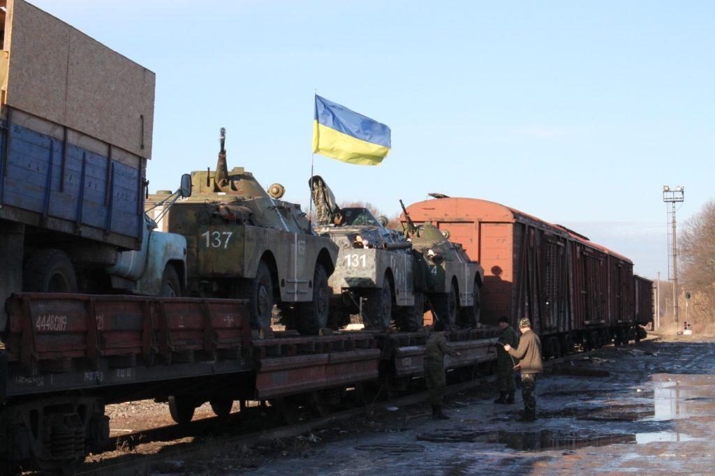 Ukrainian BRDM-2