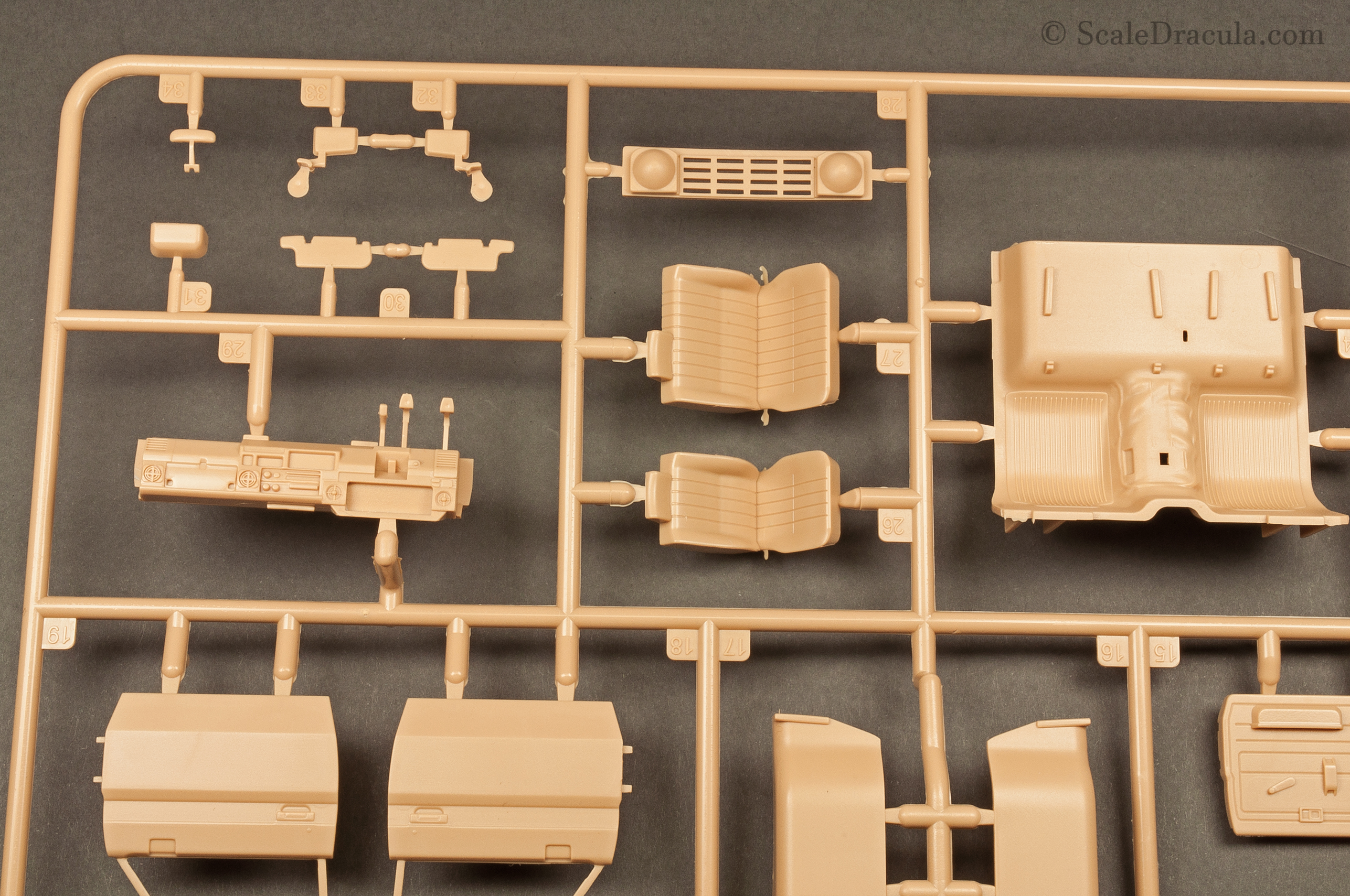 Toyota Land Cruiser Technical by MENG