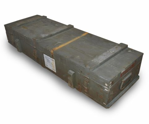 Russian ammo crate