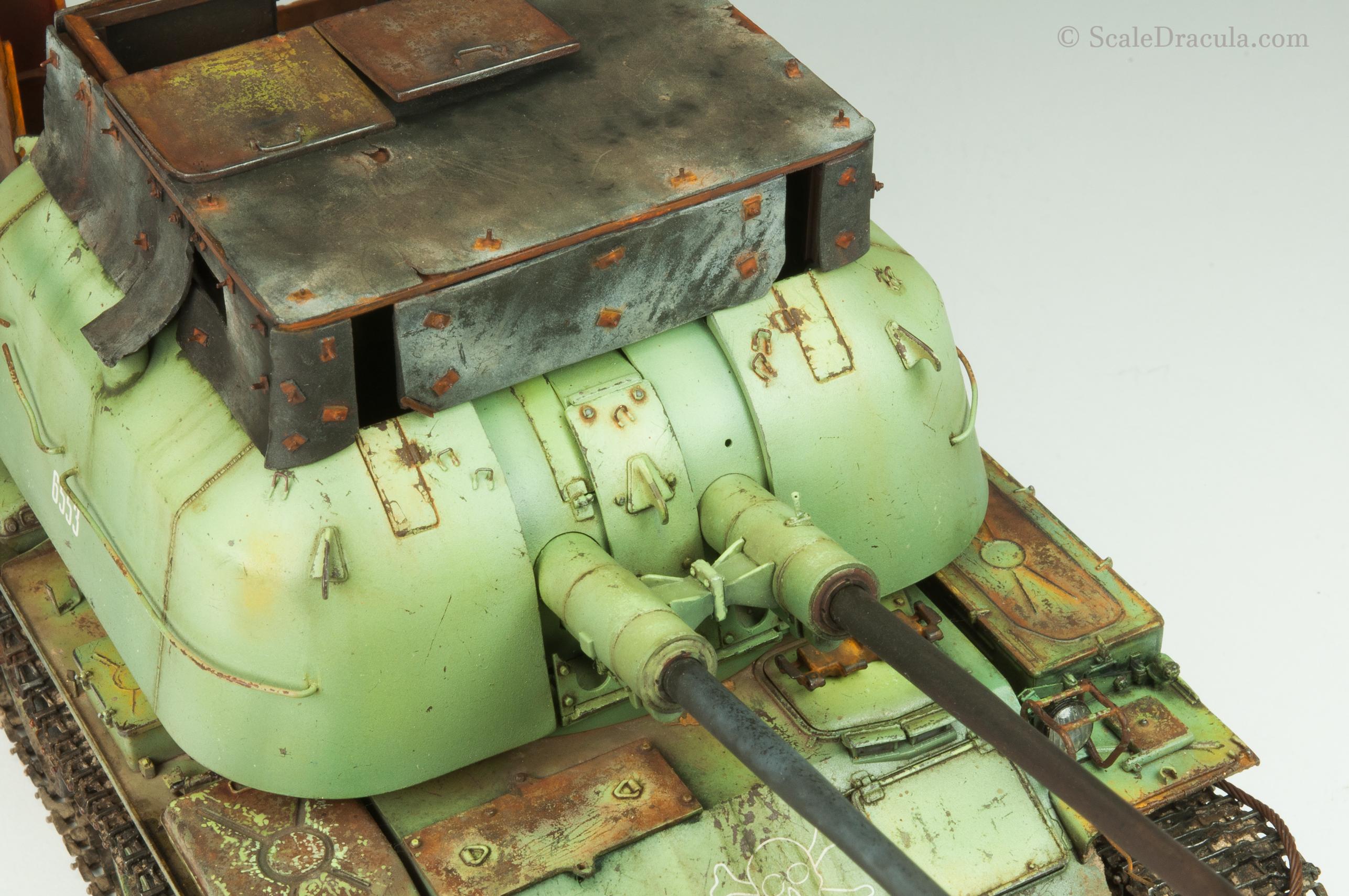 ZSU-57-2 by TAKOM, final gallery