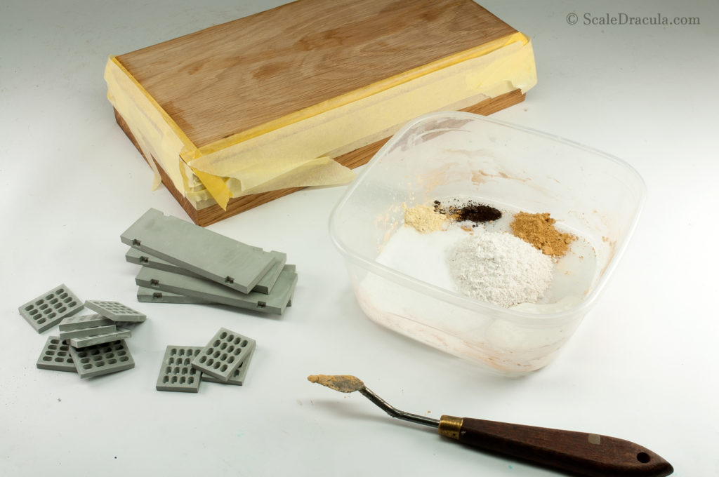 Ingredients to build model base