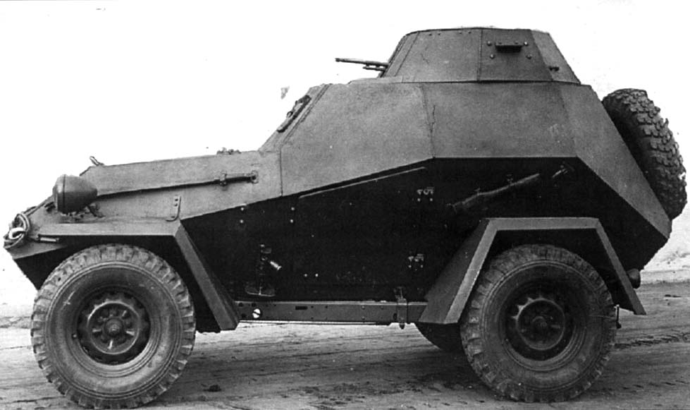 BA-64 scout car