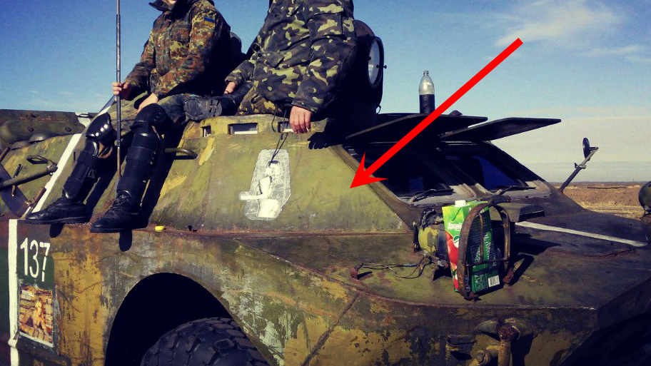 BRDM-2 Russian green