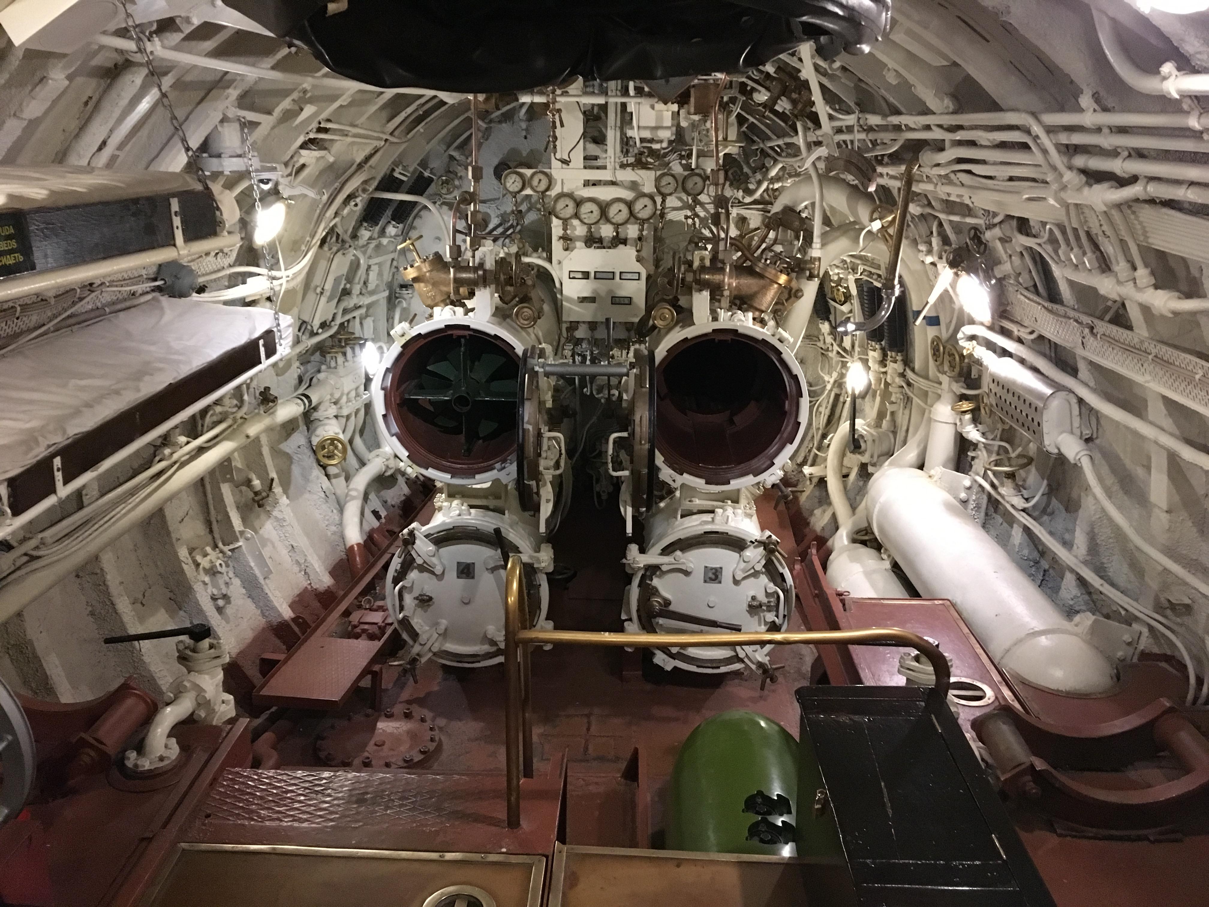 Lembit submarine, Estonian Maritime Museum in Tallinn