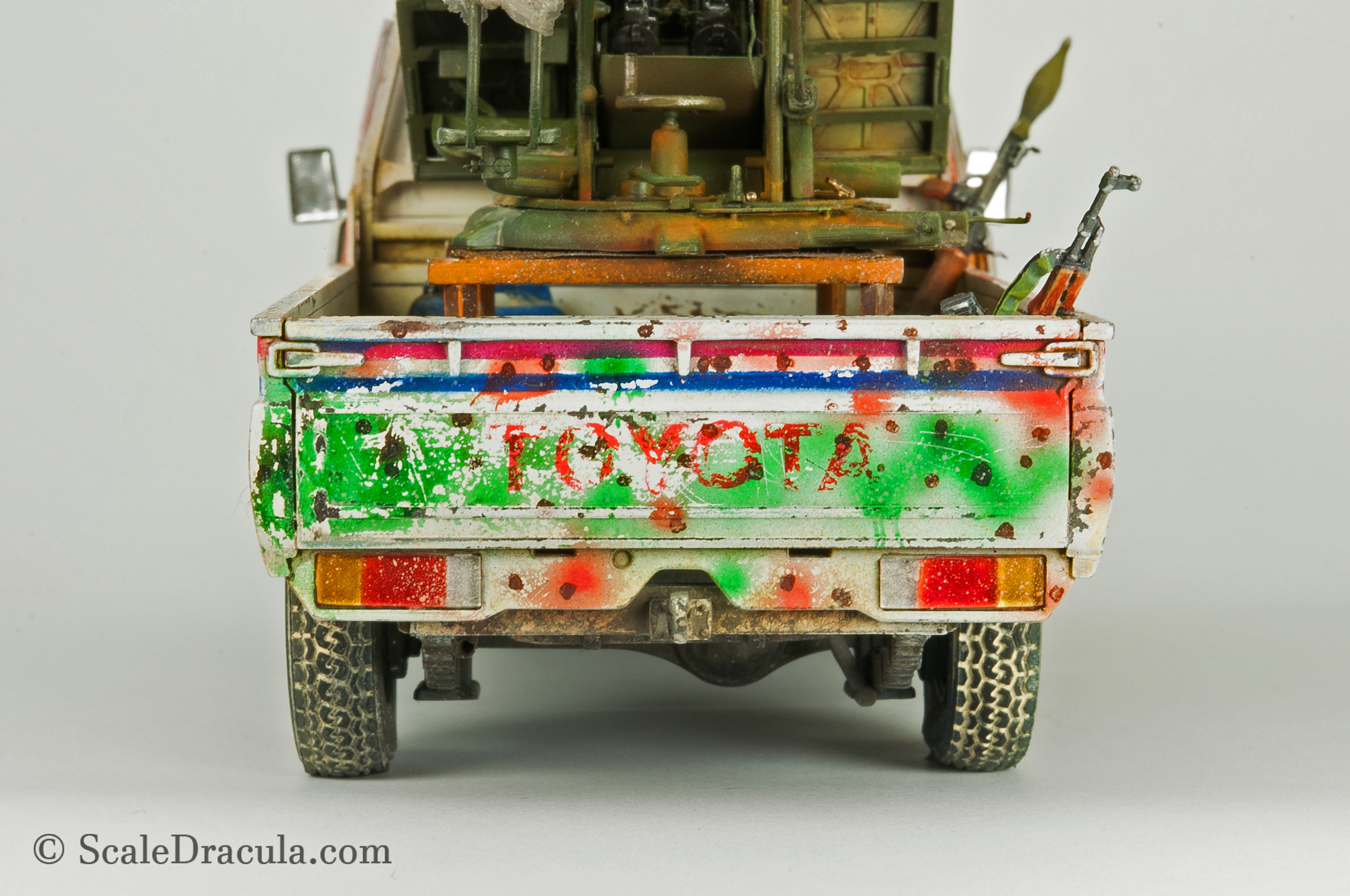 Toyota technical by Meng, final gallery