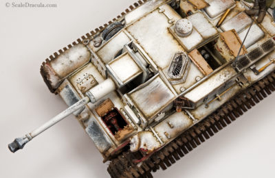 StuG F/8 1:35 Dragon - final gallery